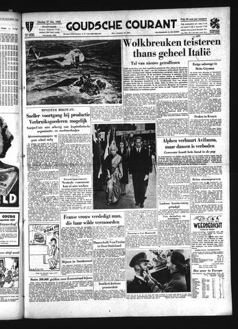 Goudsche Courant 1953-10-27