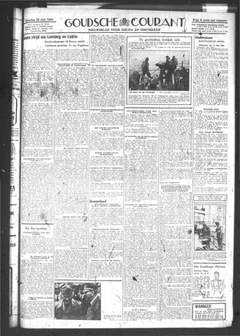 Goudsche Courant 1944-07-25