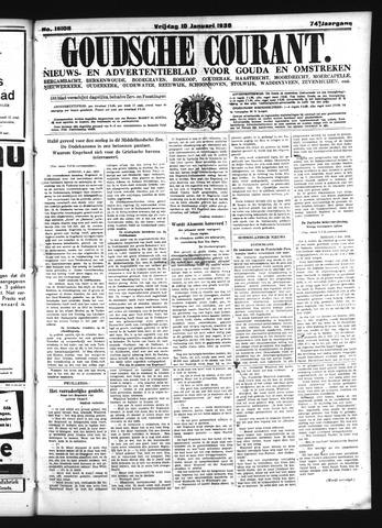Goudsche Courant 1936-01-10
