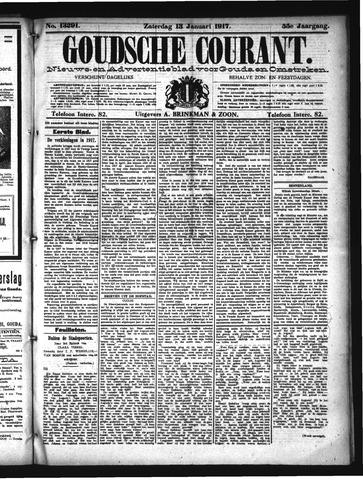 Goudsche Courant 1917-01-13