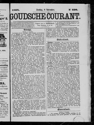 Goudsche Courant 1868-11-08
