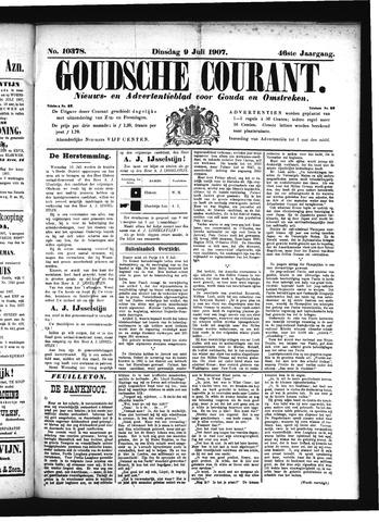 Goudsche Courant 1907-07-09