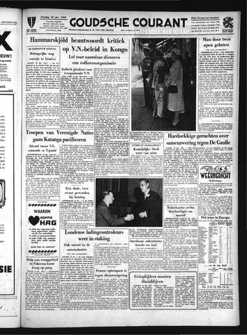 Goudsche Courant 1960-10-18