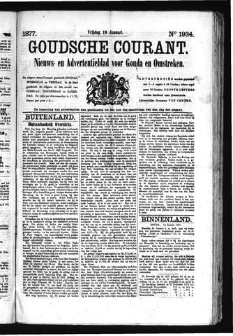 Goudsche Courant 1877-01-19
