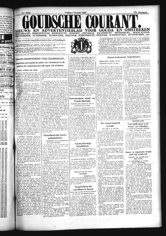 Goudsche Courant 1938-10-07