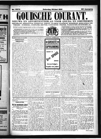 Goudsche Courant 1923-06-30