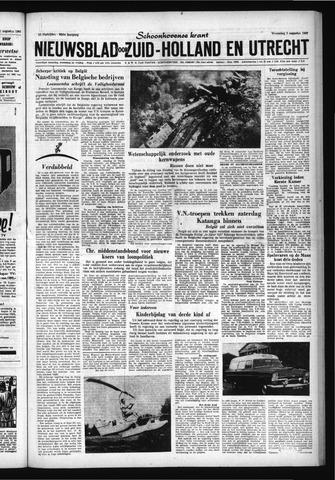 Schoonhovensche Courant 1960-08-03