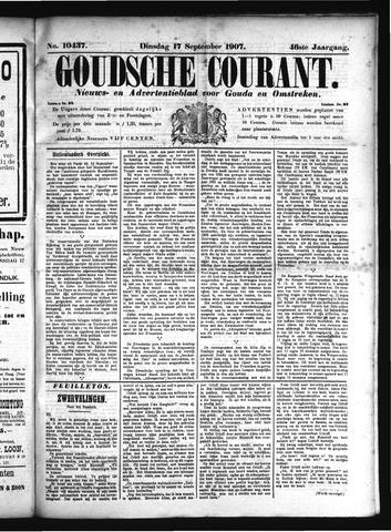 Goudsche Courant 1907-09-17