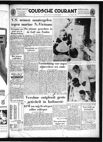 Goudsche Courant 1964-08-05