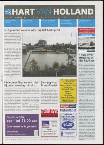 Hart van Holland - Editie Zuidplas 2013-10-16