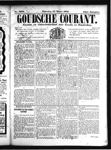 Goudsche Courant 1905-03-25