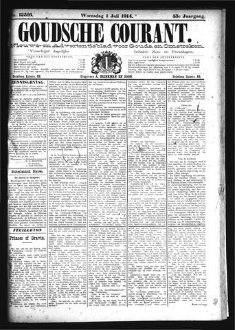 Goudsche Courant 1914-07-01