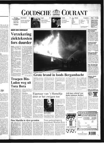 Goudsche Courant 2001-12-11