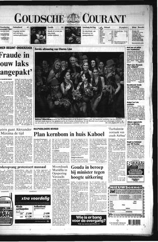 Goudsche Courant 2001-11-15