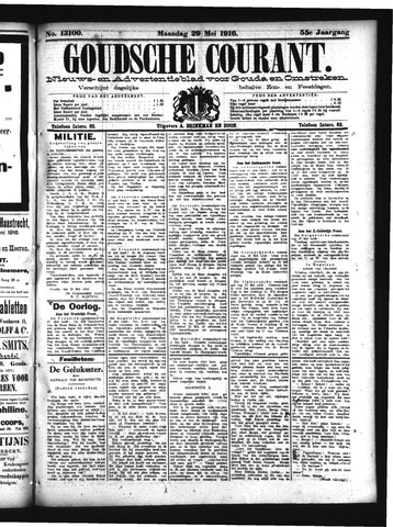 Goudsche Courant 1916-05-29