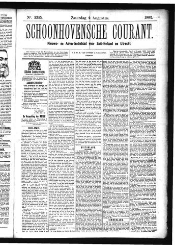 Schoonhovensche Courant 1902-08-02