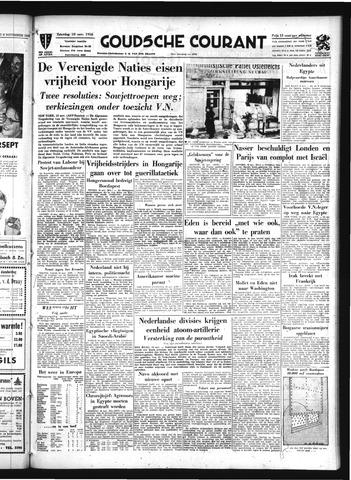 Goudsche Courant 1956-11-10