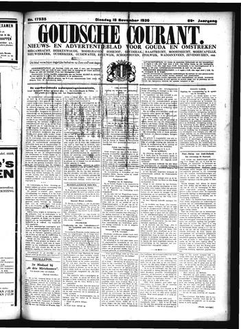 Goudsche Courant 1930-11-18