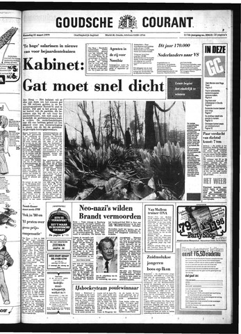 Goudsche Courant 1979-03-21