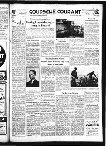 Goudsche Courant 1950-07-21