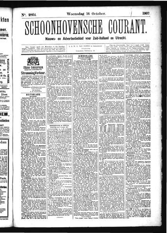 Schoonhovensche Courant 1907-10-16