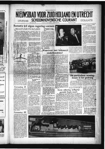 Schoonhovensche Courant 1958-01-31