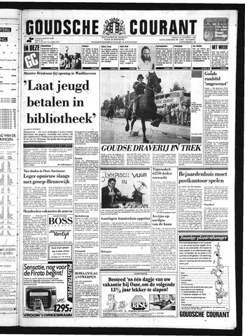 Goudsche Courant 1986-08-22