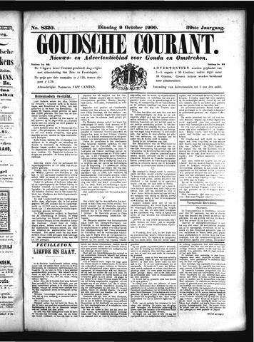 Goudsche Courant 1900-10-09