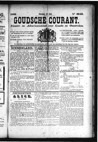 Goudsche Courant 1889-06-18