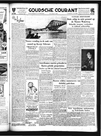 Goudsche Courant 1952-09-18