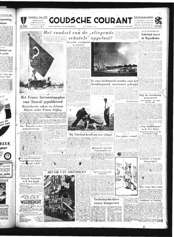Goudsche Courant 1952-08-07