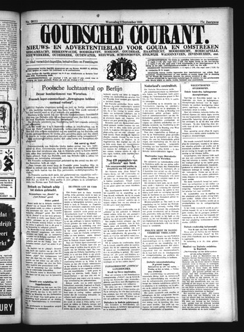 Goudsche Courant 1939-09-06