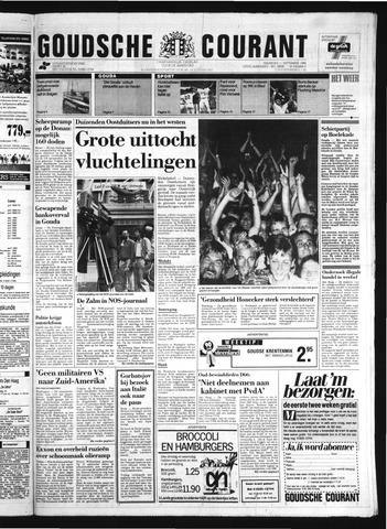 Goudsche Courant 1989-09-11