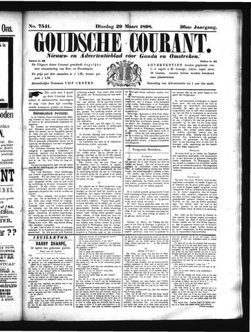 Goudsche Courant 1898-03-29
