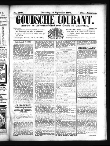 Goudsche Courant 1899-09-18