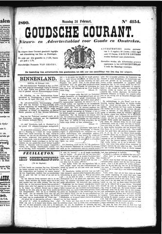 Goudsche Courant 1890-02-24