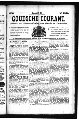 Goudsche Courant 1883-05-20