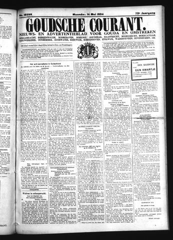 Goudsche Courant 1934-05-14