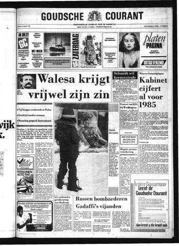 Goudsche Courant 1981-01-31