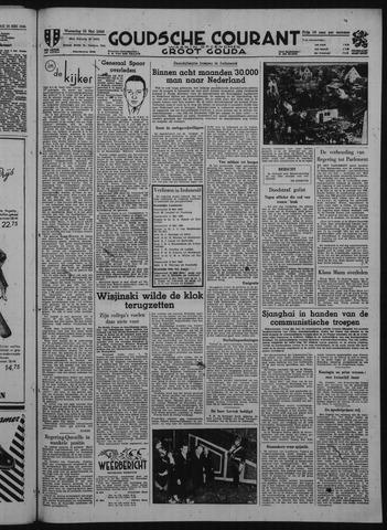 Goudsche Courant 1949-05-25