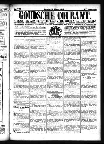 Goudsche Courant 1929-03-12
