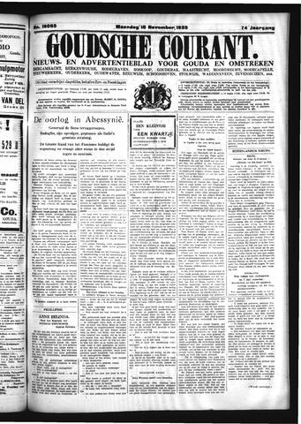 Goudsche Courant 1935-11-18