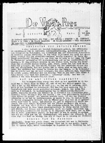 De Vrije Pers 1944-11-20