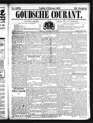 Goudsche Courant 1911-02-03