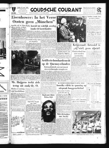 Goudsche Courant 1958-09-12