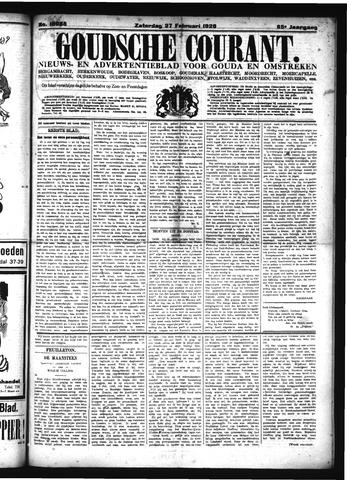 Goudsche Courant 1926-02-27