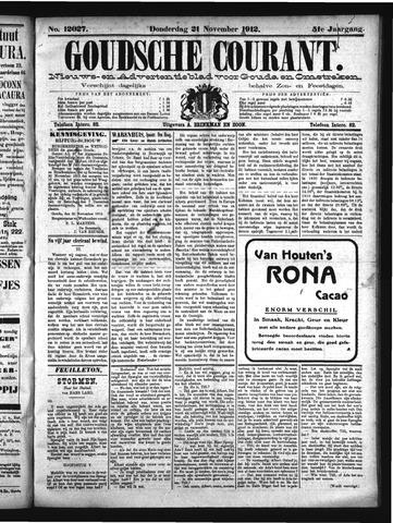 Goudsche Courant 1912-11-21