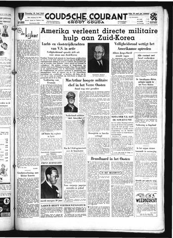 Goudsche Courant 1950-06-28