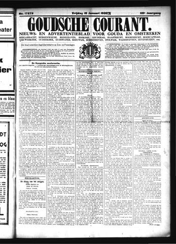 Goudsche Courant 1930-01-10