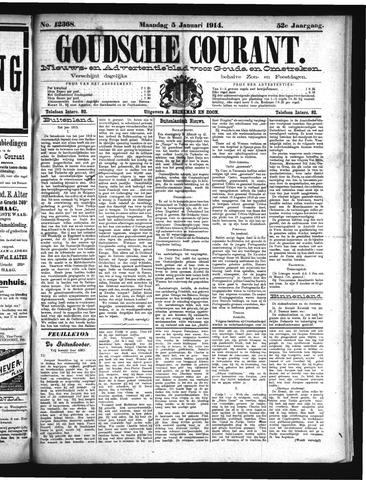 Goudsche Courant 1914-01-05